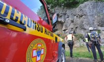Corde incastrate nella roccia, soccorsa una coppia di alpinisti padovani