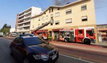 Incendio appartamento all'Arcella, l'allarme lanciato da un 12enne: evacuati 56 residenti