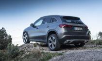 Mercedes GLA, il SUV dallo stile sportivo per affrontare ogni sfida