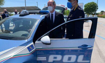 """Poliziotto """"eroe"""" a Padova, Zaia: """"Esempio straordinario, merita una decorazione"""""""