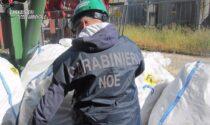 Traffico illecito di scarti tessili da Prato al Veneto: riempiti capannoni anche in provincia di Padova