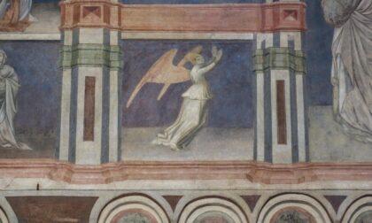 Palazzo della Ragione, le foto delle ultime importanti scoperte