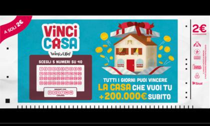 Albignasego, vinti 500mila euro: il fortunato potrà scegliersi una casa in tutta Italia