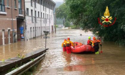 Alluvioni in Germania e Belgio, i soccorritori veneti dei Vigili del fuoco già al lavoro