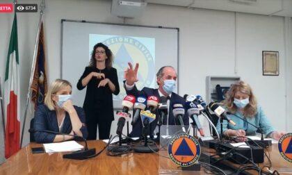 """Covid, Zaia: """"Tre 50enni non vaccinati in terapia intensiva""""   +254 positivi   Dati 13 luglio 2021"""