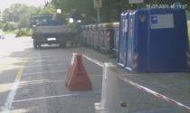 Padova, via Longhin trasformata in discarica: rifiuti abbandonati 77 volte in 4 giorni