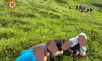 Comitiva di scout padovani sorpresa dal temporale in montagna, rischio ipotermia: tutti in salvo