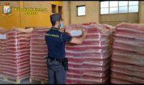 Sequestrate oltre 350 tonnellate di pellet potenzialmente pericoloso