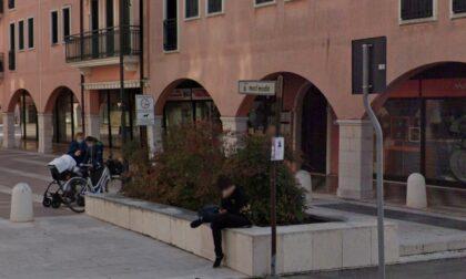 Operaio cade nei garage pubblici, trasportato d'urgenza all'ospedale di Padova