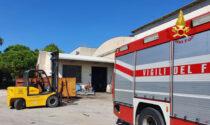 Incidente sul lavoro a Selvazzano, operaio resta schiacciato nello spostamento di un macchinario