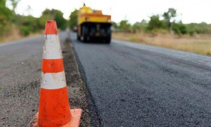 Interventi di messa in sicurezza delle strade: dalla Regione fondi per 19 nuovi cantieri