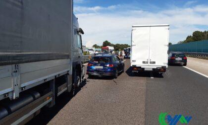 Incidente sulla A4 tra Padova Est e Arino, ferita una bambina