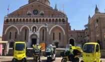 A Padova consegnare la posta non è mai stato così ecologico