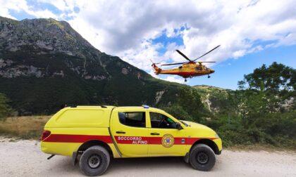 Malore durante l'escursione, 72enne padovano in ospedale