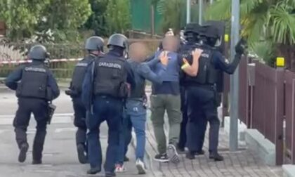 Montegrotto, 57enne barricato nella villetta bifamiliare: Carabinieri sul posto