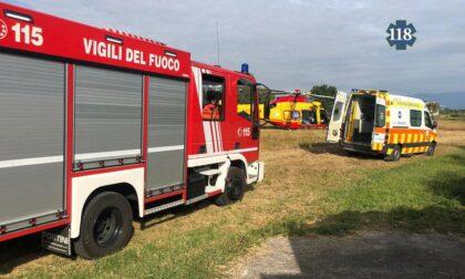 Grave incidente a Piazzola, 75enne di Villafranca ricoverato in prognosi riservata