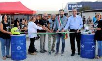 Cittadella, tutte le foto dell'inaugurazione della nuova sede del motoclub Città Murata