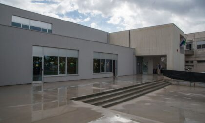 Inaugurata la nuova sede della scuola primaria Montegrappa in via della Biscia